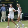 Sania Mirza faced defeat in Wimbledon doubles second round