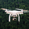 drones spot in srishailam