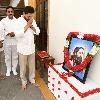 CM Jagan pays tributes to Alluri Sitharamaraju