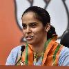 Saina Nehwal appreciates BJP win in UP Panchayat Elections