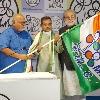 Pranab Mukherjees son Abhijit joins TMC