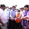 Minister KTR inaugurates Balanagar Flyover