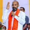 Bandi Sanjay challenges CM KCR