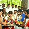 revanth reddy visit peddamma temple