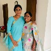 YS Sharmila said she have parents blessings