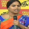 Can Jagan answer Sharmilas question asks Panchumarthi Anuradha
