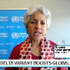 WHO Chief Scientist Express Concern On Delta Transmission