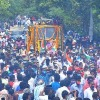 Brave soldier Jashwanth Reddy funerals ended