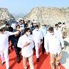 CM Jagan will visit Polavaram project