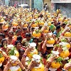 Vice president Venkaiah Naidu convey Bonalu wishes to Telangana people