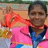 Tamilnadu athlete Revathi inspiring story