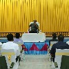 Rajinikanth meets Rajini Makkal Mandram members