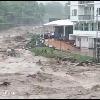 Dharmashala witnesses 300 cm of rain in a day flash floods hit
