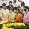 Chandrababu pays tributes to party leader PR Mohan