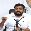 Minister Anil Kumar fires in Chandrababu and TDP