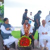 Dharmapuri Sanjay set join Congress party soon
