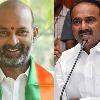 Survey reports said that Etela Rajender will win says Bandi Sanjay