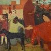 Huge price for Amrita Sher Gil painting