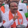 TRS is trying to kill me says Etela Rajender