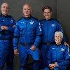 Jeff Bezos space voyage successful