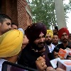 Sidhu Held Meeting With 62 MLAs at his residence