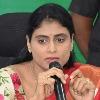 Sharmila fires on KCR