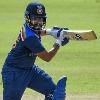 Prithvi Shah and Sanju Samson takes India to cross 100 runs