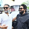 Proud to see my brother as producer says Allu Arjun