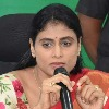 There is no single IAS officer in TS CMO says YS Sharmila