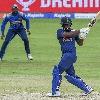 Team India all out on third ODI against Sri Lanka