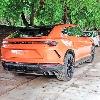 NTR manager Mahesh Koneru clarifies car at Ram Charan house