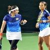 ukrain women wins over indian players