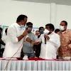 War of words between Minister Jagadish Reddy and MLA Komatireddy Rajagopal Reddy