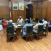 YCP MPs complains PM Modi and Nirmala Sitharaman against Raghurama Krishnaraju