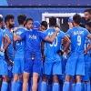 Tokyo Olympics India beat spain in Hockey