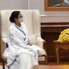 Mamata Banerjee meets Modi