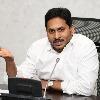 CM Jagan reviews on Spandana program