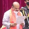Basavaraj Bommai sworn in as the new Chief Minister of Karnataka