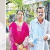 Mahbubnagar couple complain against telangana minister srinivas goud in SHRC