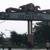 steel plant empoyees agitation against govt