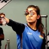 Manu Bhaker Moves to Further as she gets 5th spot in 25m air pistol