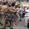 BJP And TRS Clash Amid Huzurabad Bypoll