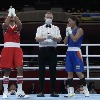 Mary Kom loses in Tokyo Olympics pre quarters