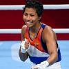 Lovlina Borgohain wins quarterfinal assures India of medal