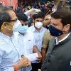 Uddhav Thackeray and Fadnavis meets at same place