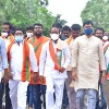 BJP leader Etela says Padayatra will begin from where it stopped