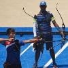 Atan Das loses to Japan Archer