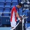 Novak Djokovic lost bronze medal match to Pablo Carreno Busta