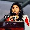 Bhuma Akhila Priya fires on YCP leaders