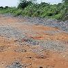 Roads in Amaravathi digging continuous